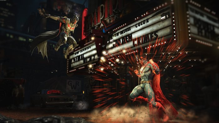 Injustice 2 download for free