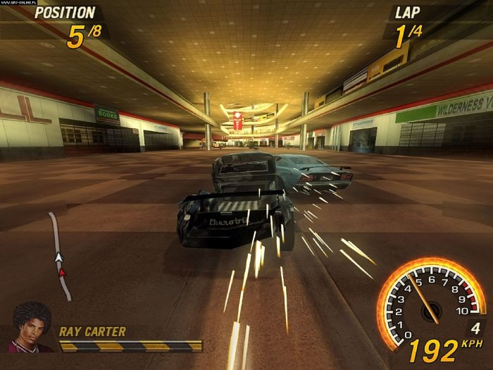 FlatOut 2 download for free