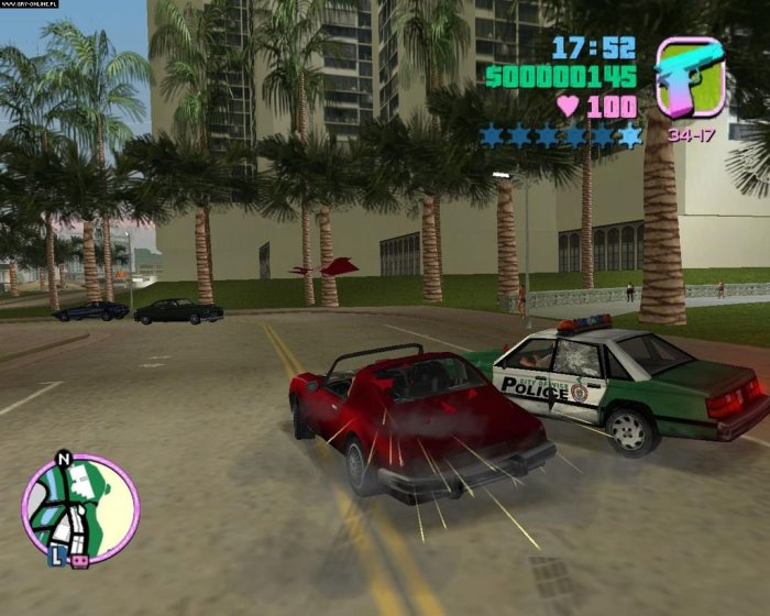 Grand Theft Auto Vice City Download - GTA Vice City Download