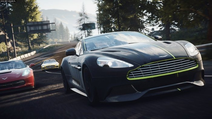 Need for Speed ​​Rivals Download pc