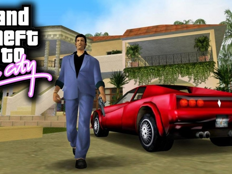 Grand Theft Auto Vice City download