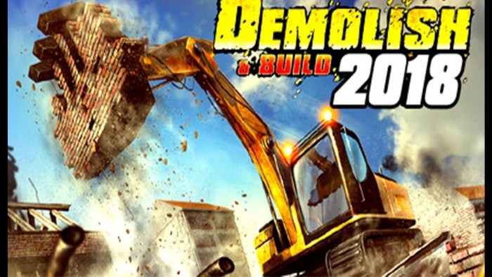 Demolish & Build 2018 download