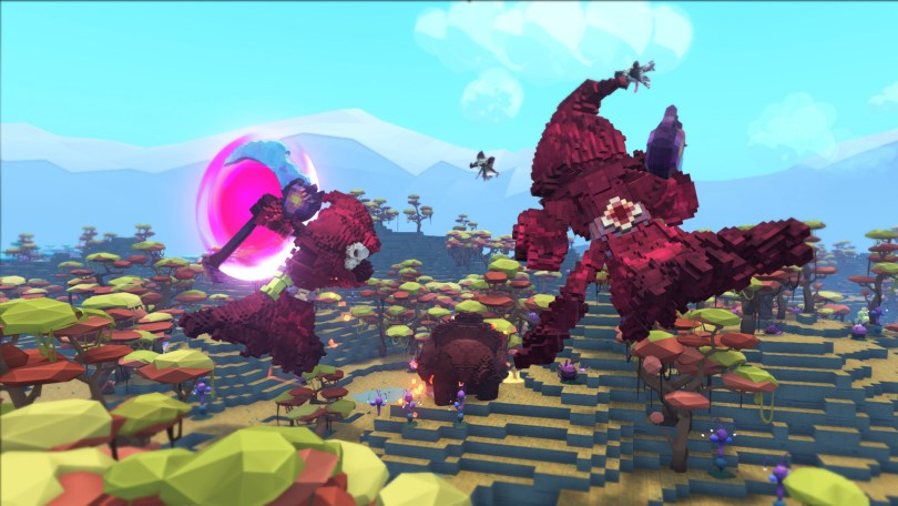 Screenshoot of Pixark