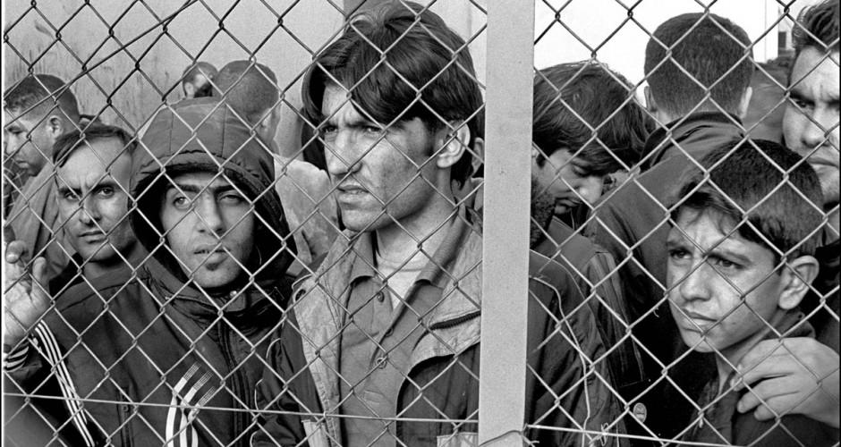 18 December 2013: European Day For Action Against Detention Centers
