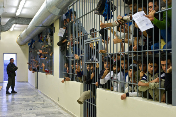 Please SIGN & SHARE: Shut down the Detention Centres for Migrants