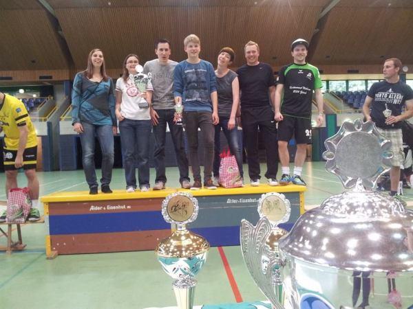SM 2014 - Sieger Mixed