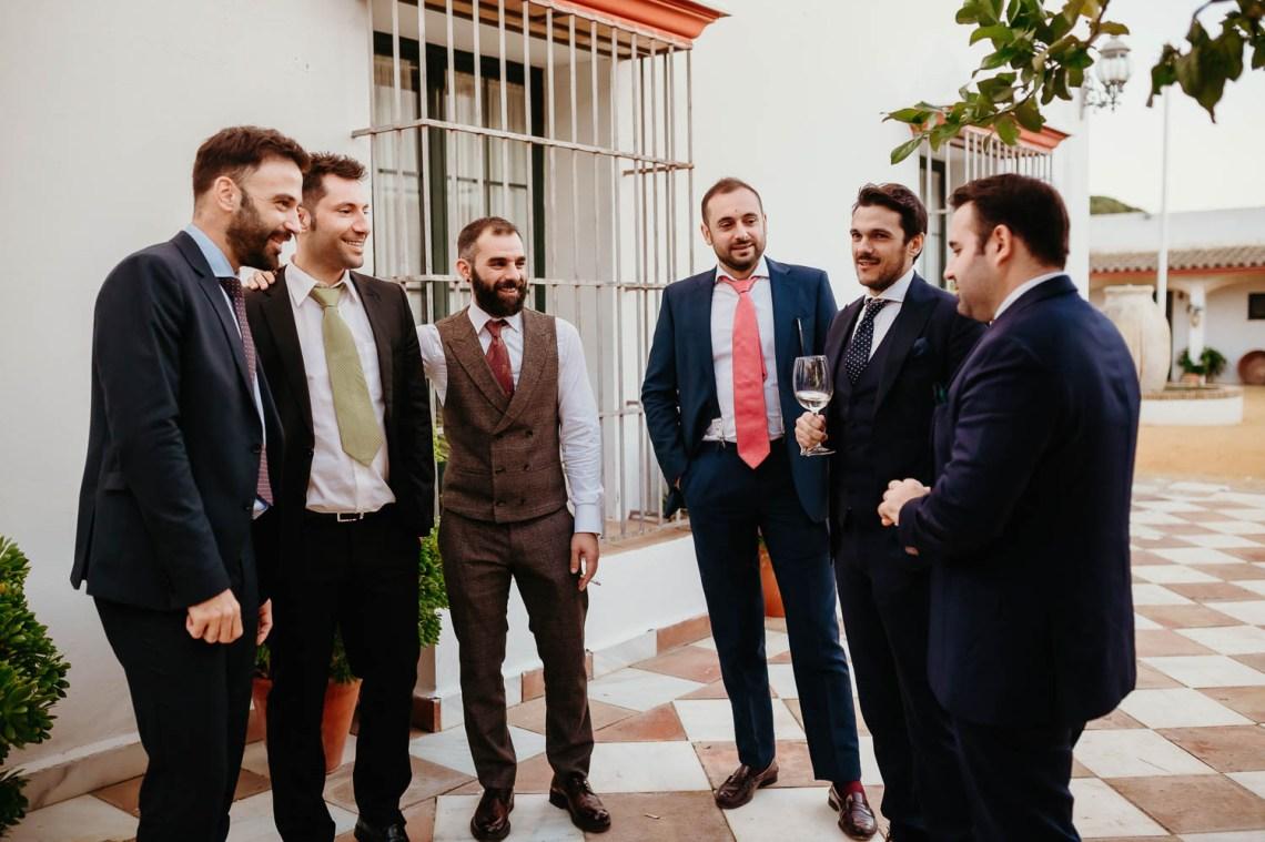 Fotógrafos de boda en osuna