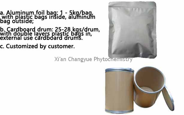 xian changyue Package