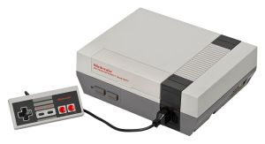 Ah, the good old NES. Gotta love it!