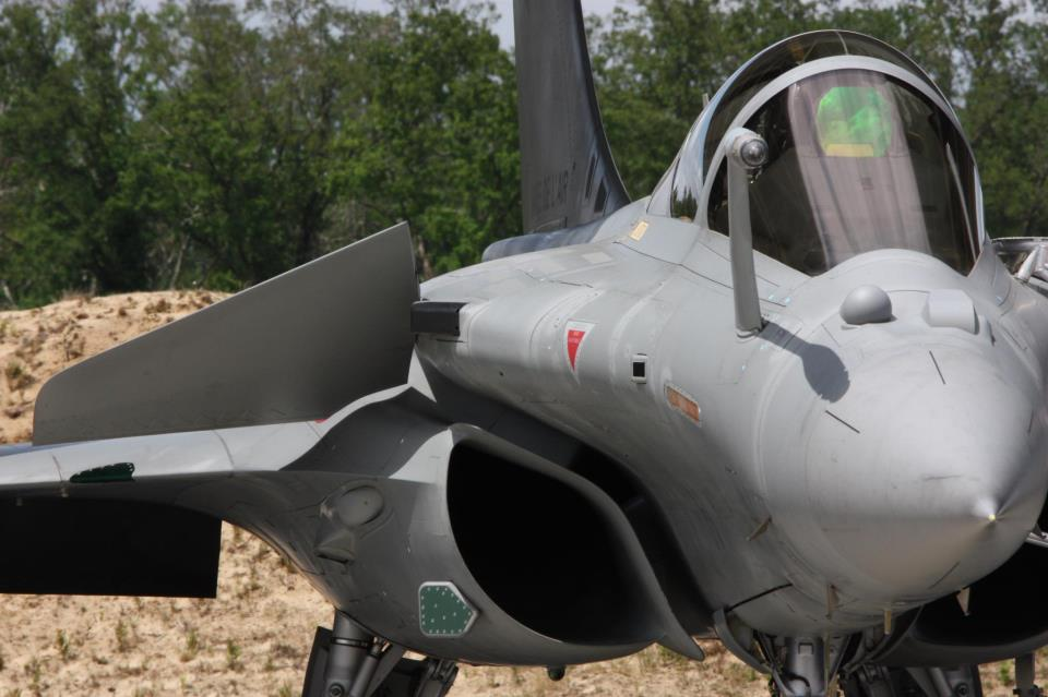 French Air Force Rafale-C