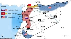 Syria Safe Zones