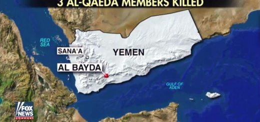 Yemen War Map