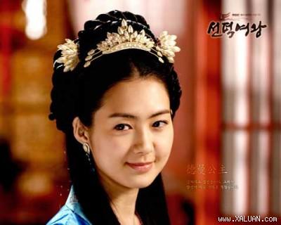 """""""Nữ hoàng Seon Deok"""" phủ sóng VTV1"""