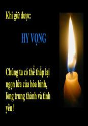 Image result for hy vọng  image