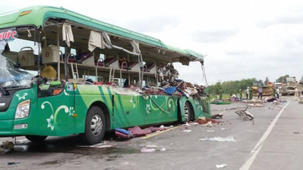 Gần 800 người chết vì tai nạn giao thông trong tháng 1 ẢNH TN