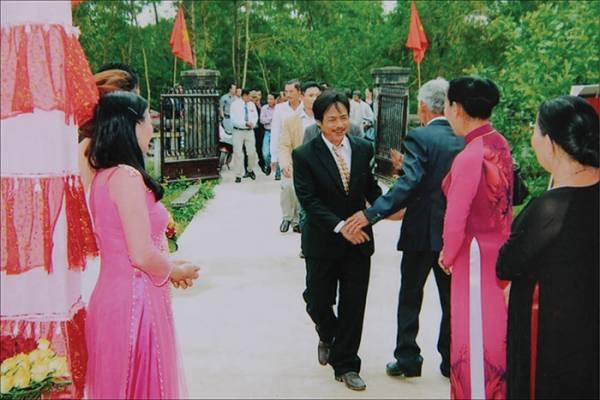 Đám cưới không thiệp là nếp quen ở làng Xuân Thiên Hạ (Ảnh minh họa)