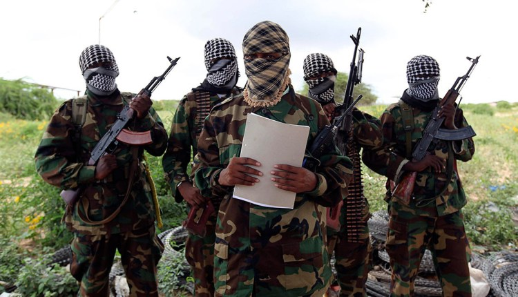 Somali Special Forces Strike Destroys Alshabab Training Base in Middle Jubba