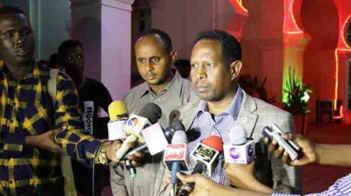Mogadishu Mayor Speaks About The Closure Of The Streets