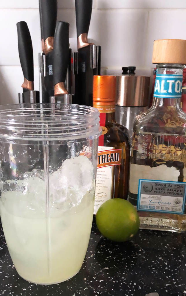 Best Frozen Margarita Recipe | Nutribullet Cocktails!