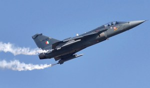 tejas included in iaf