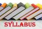 Syllabus RBI Grade B