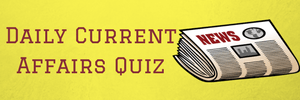 Daily Current Affairs Quiz (1)