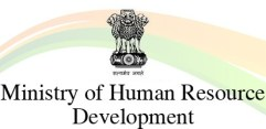 AISHE Ministry of Human Resource Development