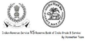 IRS vs RBI