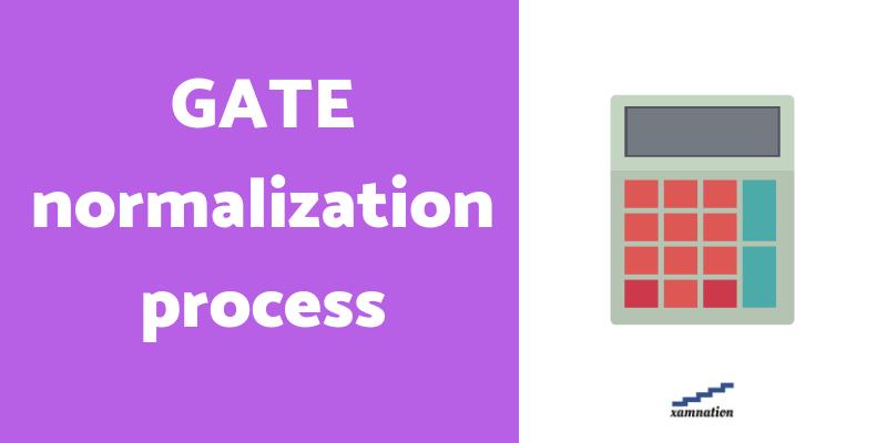Gate normalization process