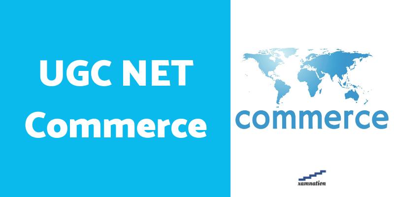 UGC NET commerce