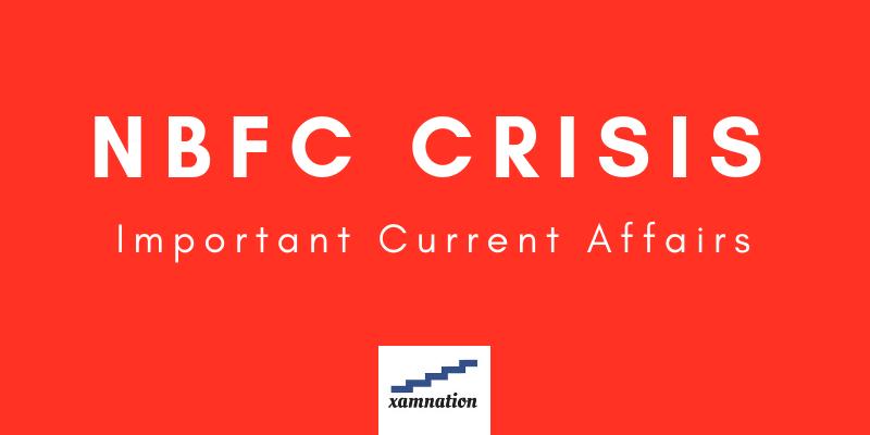 NBFC Crisis