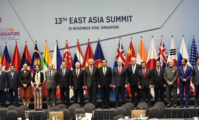 13th East Asia Summit - Xamnation