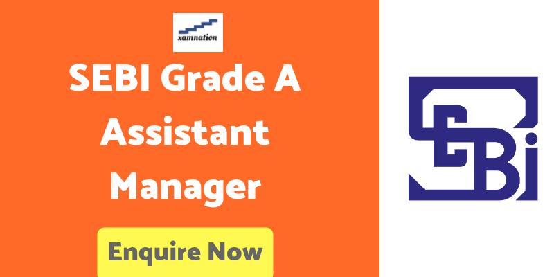 SEBI Assistant Manager Recruitment