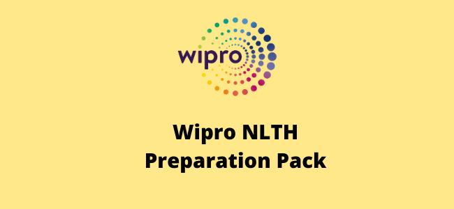wipro nlth course