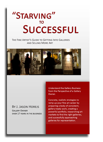 """""""Starving"""" to Successful by Jason Horejs"""
