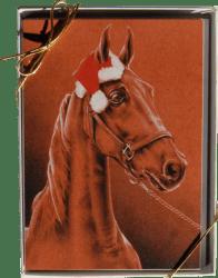 saddlebred-holiday-card