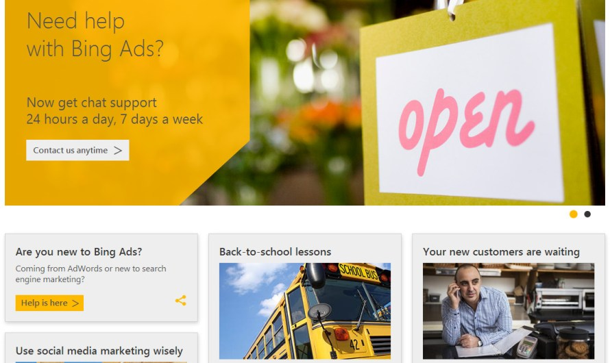 Bing Ads Expanding Marketing Features