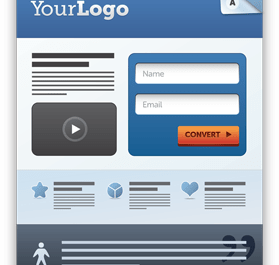 building an effective landing page