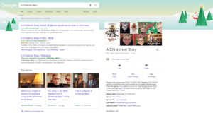 new Google desktop search interface example