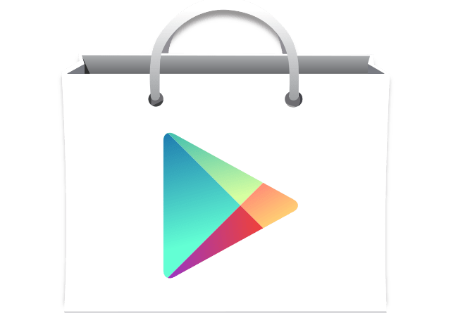 Google Play Store refresh button