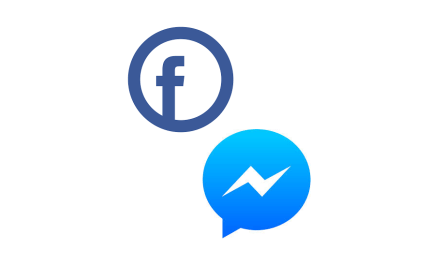 Facebook Messenger mobile apps