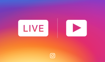 Instagram Stories live video replay share