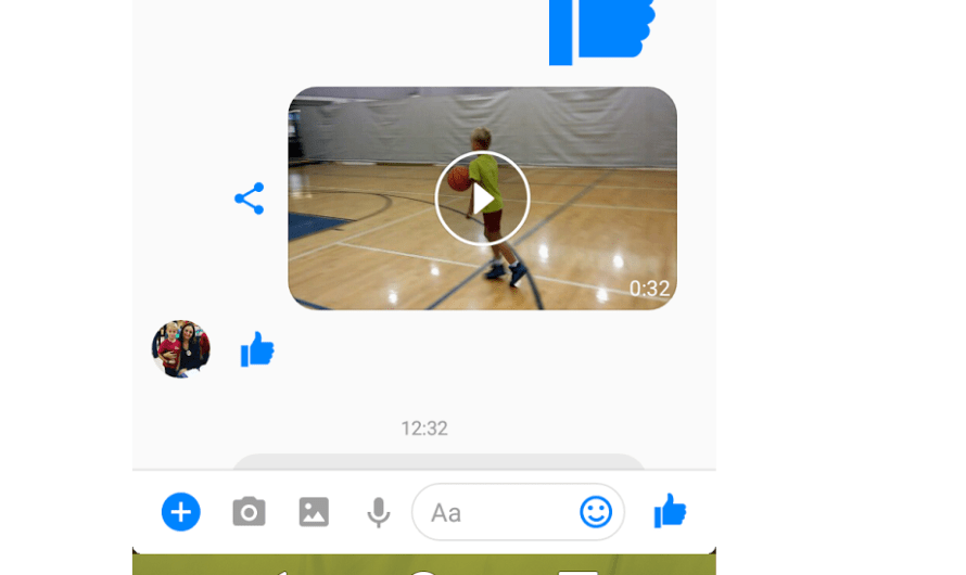Facebook Messenger Message Thread Share Button Debuts in Latest Version