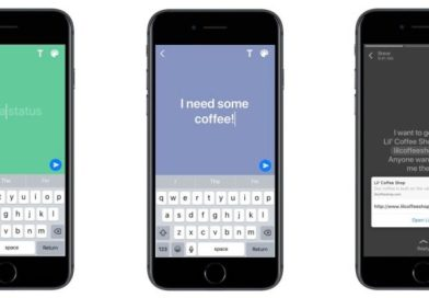 WhatsApp Text Updates get Facebook-Like Color Background