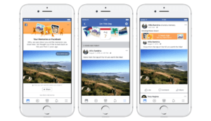 facebook on this day new controls and filter updates