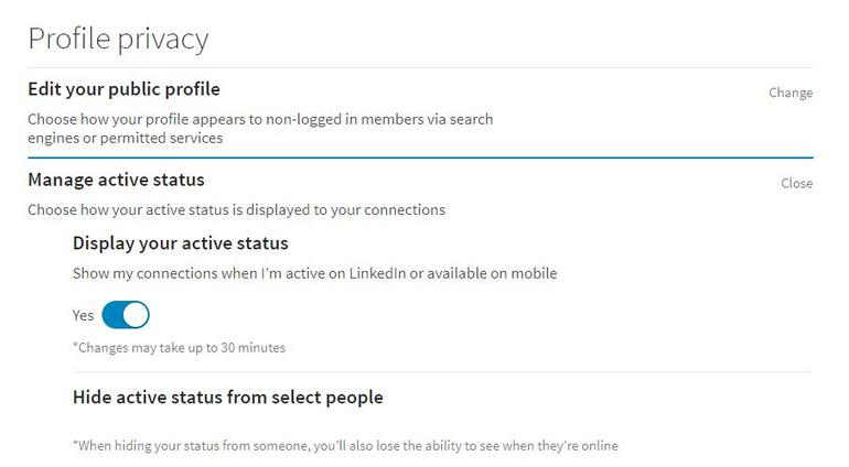 New LinkedIn Active Status Feature Quietly Added to Desktop and
