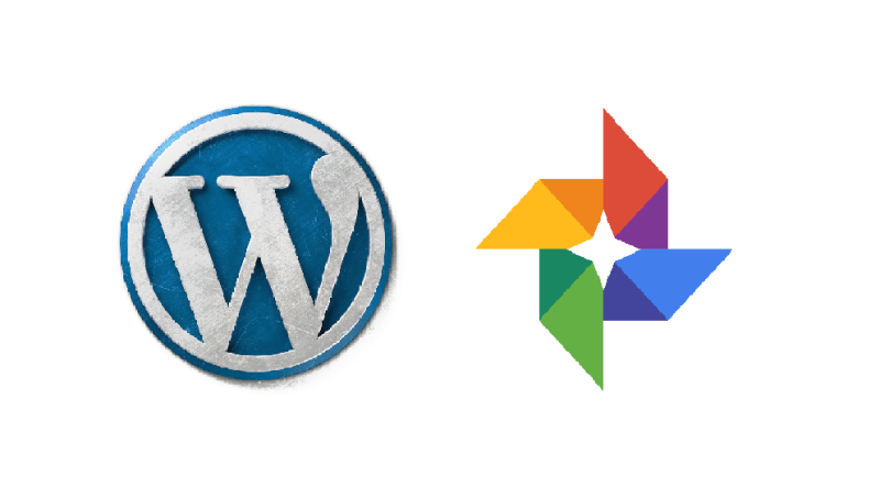 WordPress Google Photos integration