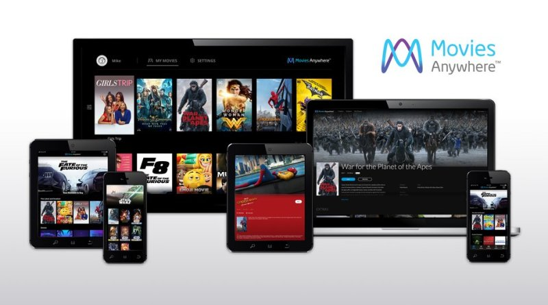 Google Play, Movies Anywhere partnership