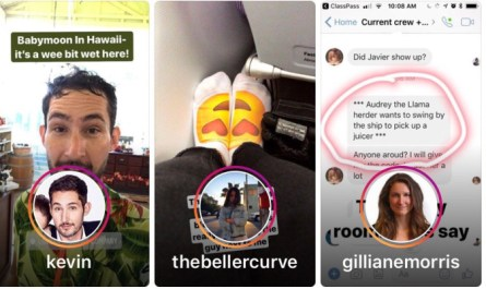 Instagram Stories previews mid-feed