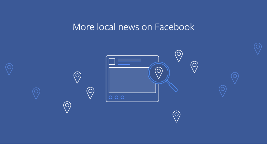 Local News will Take Over the Facebook News Feed